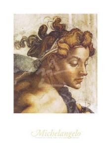 Nude II by Michelangelo