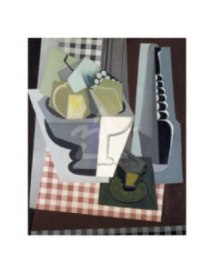 Still Life with a White Dish, 1916 by Gino Severini