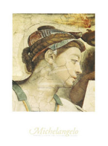 Erythrean Sibyl by Michelangelo