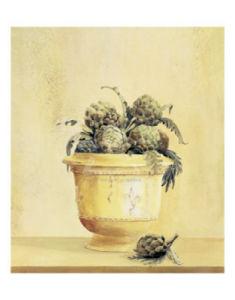 Artichokes by Hampton Hall