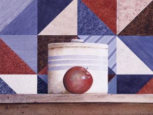 Patchwork I by Hendershot