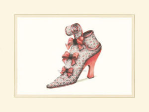 La Chaussure d'Aimee by Jerry Saunders
