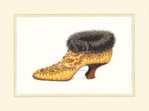 La Chaussure d'Antoinette by Jerry Saunders