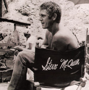 Steve McQueen, 1966 by Artist Not Specified