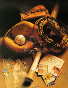 Baseball by Harrison