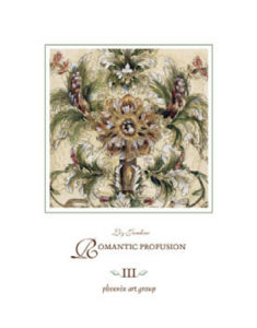Romantic Profusion III by Liz Jardine