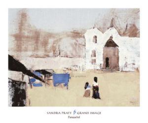 Panajachel by Sandra Pratt