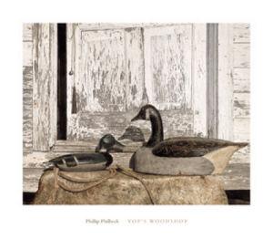 Vop's Woodshop by Phillip Philbeck