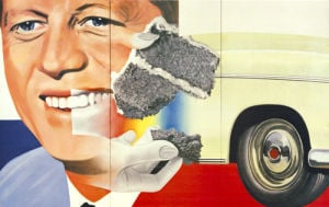 President Elect, 1960-61/64 by James Rosenquist