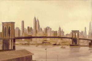 Brooklyn Flow by Seth Garrett