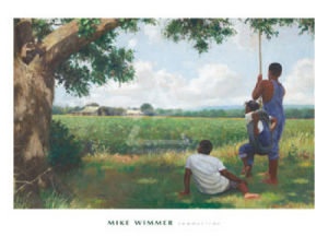 Summertime by Mike Wimmer