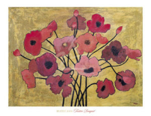 Festive Bouquet by Beverly Jean