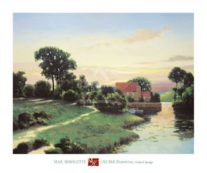 Old Mill Bluestone by Max Hayslette