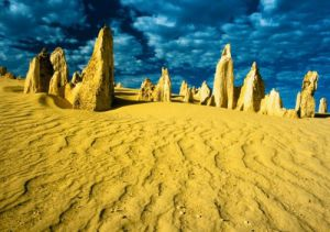 Pinnacle Desert, Australia by Roland Marske