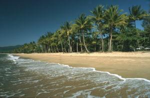 Palmy beach, Australia by Roland Marske