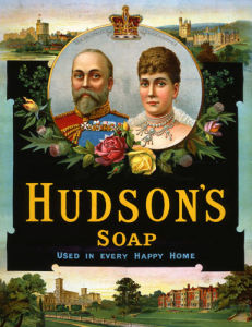Hudson's Soap by The National Archives