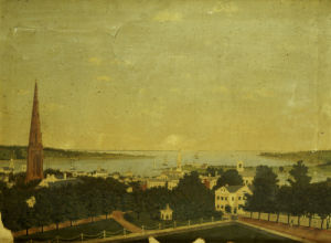 New London, Connecticut, Circa 1858 by Christie's Images