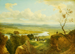 The Connecticut River by American School