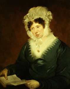 Portrait Of A Lady by American School