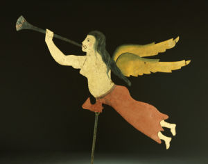 Gabriel Weathervane by Christie's Images