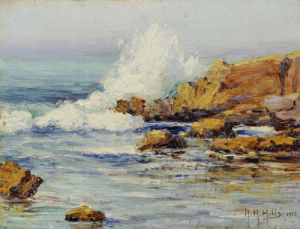 Summer Sea, Laguna Beach by Anna Althea Hills