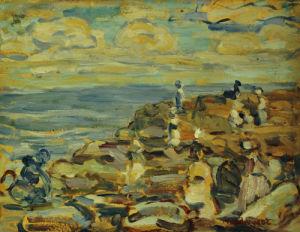 Cape Ann by Maurice Prendergast