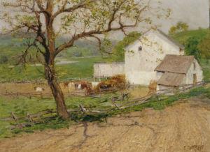 Summer Day by Edward Henry Potthast