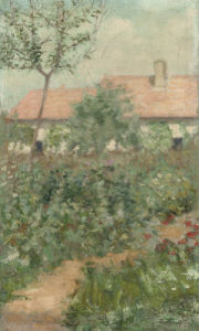 The Garden Path by Robert Reid