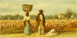 The Cotton Pickers by William Aiken Walker