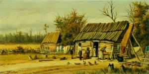 Daily Chores by William Aiken Walker
