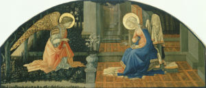 The Annunciation', A Fine Pitch Morris And Co by Christie's Images