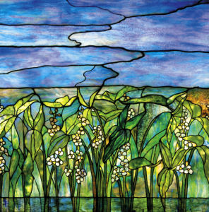 Arrowroot by Tiffany Studios