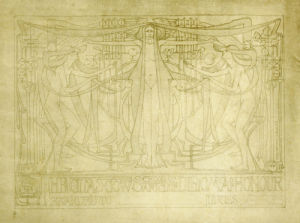 'Diploma Of Honour' Designed For The Glasgow School Of Art Club, 1894 by Charles Rennie Mackintosh