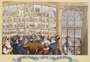The Attorney-Generals Charges Against The Late Queen, C.1821 by George Cruikshank