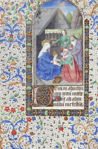 The Adoration Of The Magi, Circa 1470. by Christie's Images