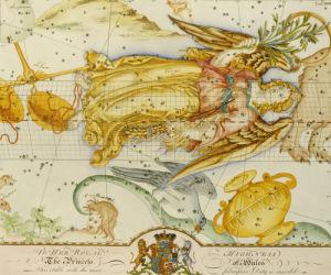 Uranographia Or The Celestial Atlas, C. 1800 by John Bevis