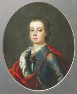 Prince Charles Edward Stuart (1720-1788) by Christie's Images