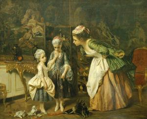It's Not Me. Ce N'est Pas Mo, 1872 by Henri Guillaume Schlesinger