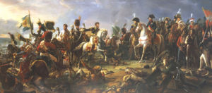La Bataille d'Austerlitz by Baron Francois Pascal Simon Gerard