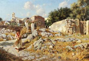 The Path Home by E. Augusto Lovatti
