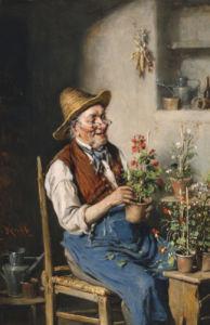The Gardener by Herman Kern