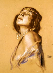 Salome by Franz Von Stuck