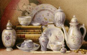 The Collectors Corner by Benjamin Walter Spiers