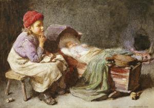 Hush, Hush by John Henry Henshall