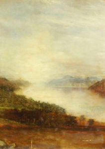 Loch Ness by George Frederic Watts