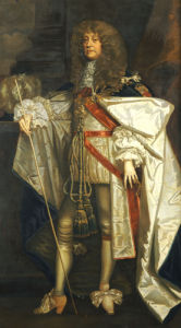 Portrait Of Henry Jermyn, Earl Of St. Albans by Sir Peter Lely
