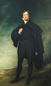 Portrait Of George Nugent Grenville, Lord Nugent by Sir Thomas Lawrence