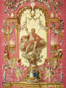 Jupiter Or Fire. A Louis XVI Tapestry by Christie's Images