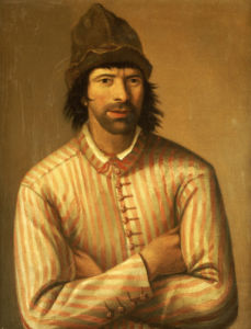 Portrait Of A Man Said To Be Tsar Peter The Great (1672-1725) by Christie's Images