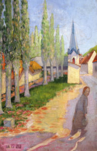 Spring in Franche Comte by Lucien Roy